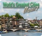 World's Greatest Cities Mosaics 7 游戏