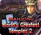 World's Greatest Temples Mahjong 2 游戏