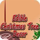 Edible Christmas Tree Decor 游戏