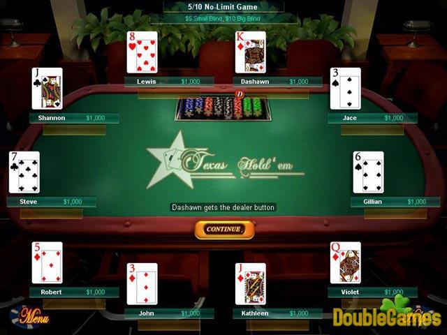 ... 免?下?屏幕Big Fish Games Texas Hold'Em 2 ...