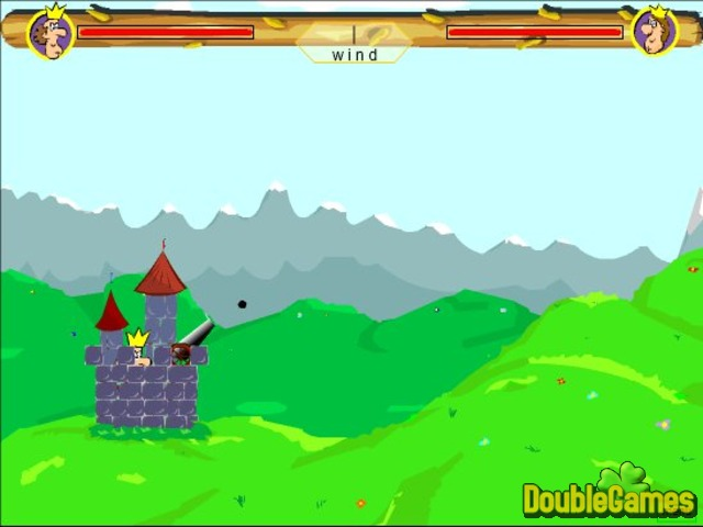Free Download Cannon Ball Screenshot 1