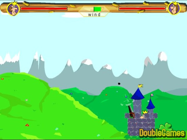 Free Download Cannon Ball Screenshot 2