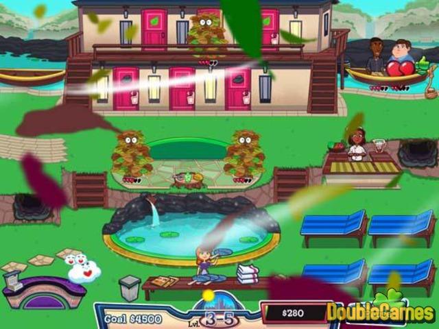 免费下载屏幕Chloe's Dream Resort 1 ...
