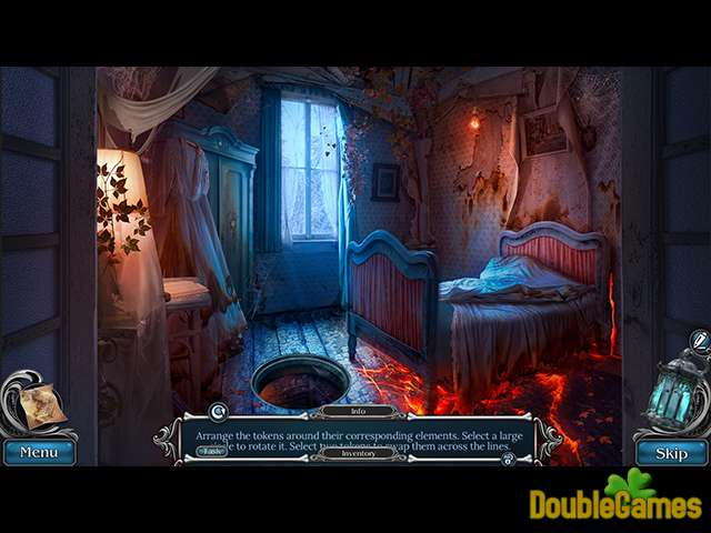 免费下载屏幕 Halloween Stories: Defying Death Collector's Edition 1