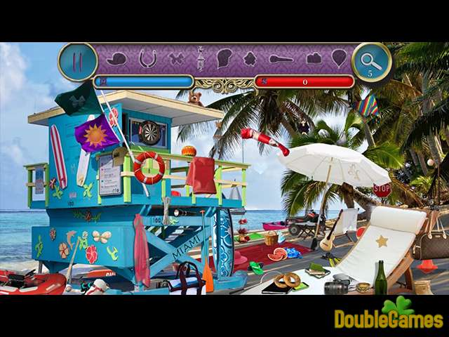 Free Download Holiday Adventures: Miami Screenshot 3