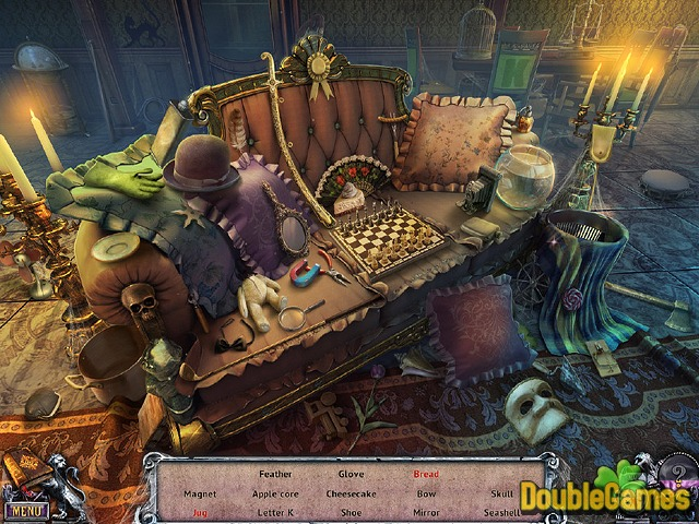 Free Download House of 1000 Doors: Serpent Flame Collector's Edition Screenshot 1