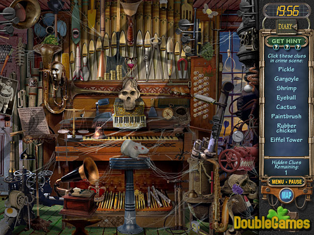 Free Download Mystery Case Files: Ravenhearst Screenshot 1