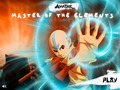 免费下载屏幕 Avatar: Master of The Elements 1