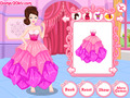 免费下载屏幕 Barbie Super Sparkle DressUp 2