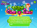 免费下载屏幕 Beach Clean Up Game 1