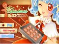 免费下载屏幕 Christmas Cookie Shop 1