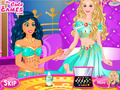 免费下载屏幕 Disney Princesses: Arabian Wedding 3