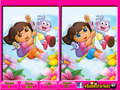 免费下载屏幕 Dora Six Differences 2