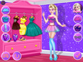 免费下载屏幕 Elsa Fashion Designer 2