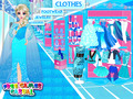 免费下载屏幕 Frozen — Elsa Shopping 1