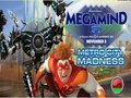 免费下载屏幕 Megamind. Metro City Madness 1