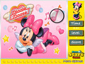 免费下载屏幕 Minnie Hidden Numbers 1