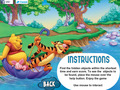 免费下载屏幕 Pooh and Friends. Hidden Objects 1