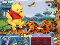 免费下载屏幕 Pooh and Friends. Hidden Objects 2