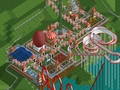 免费下载屏幕 RollerCoaster Tycoon 2: Triple Thrill Pack 3