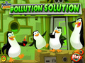 免费下载屏幕 The Penguins of Madagascar: Pollution Solution 1