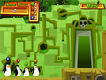免费下载屏幕 The Penguins of Madagascar: Pollution Solution 2