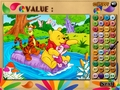 免费下载屏幕 Winnie, Tigger and Piglet: Colormath Game 3